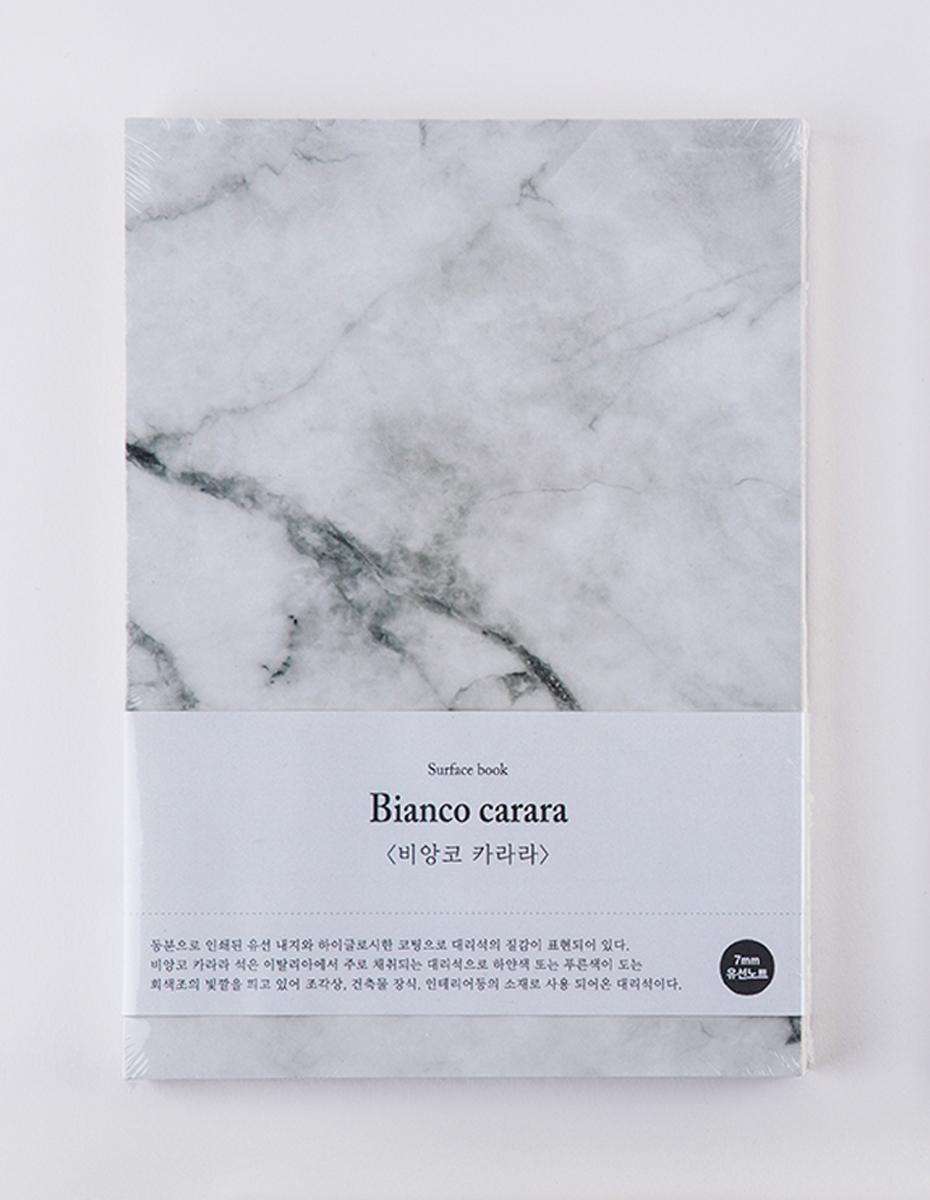 Carnet Bianco Carrara