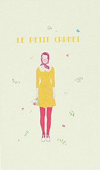 Carnet April Pocket Book