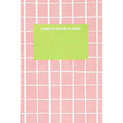 Carnet Pink Pocket Book