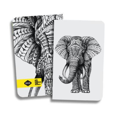 Carnet Elephant