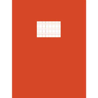Carnet Compat - rouge