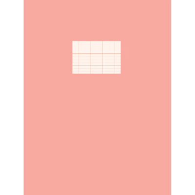 Carnet Compat - rose