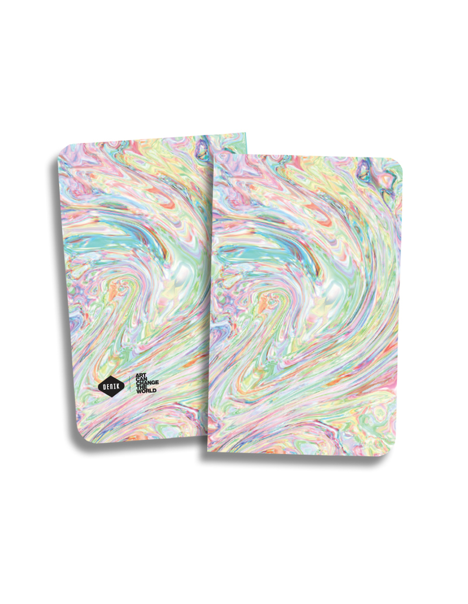Carnet Ice-cream swirl